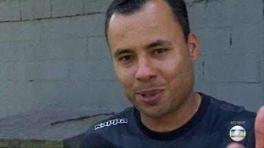 Aniversariante Jair Ventura fala ao vivo no Globo Esporte - undefined