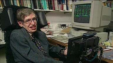 Stephen Hawking morre aos 76 anos - Cientista desafiou as previsões sobre a doença degenerativa dele e mudou a forma como o mundo entende o universo
