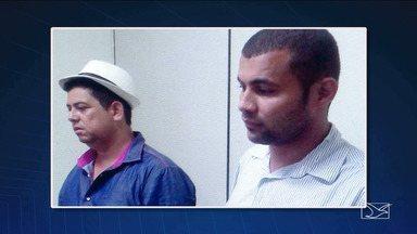 Polícia prende em Imperatriz quatro suspeitos de crime de estelionato - Segundo a polícia, um dos presos fingia ter ganho um prêmio na loteria para enganar as vitimas.
