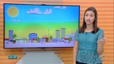 Três Lagoas está liderando ranking do calor em MS; veja previsão do tempo para quinta (15) - Três Lagoas está liderando a maior temperatura de Mato Grosso do Sul nesta semana. Na quarta-feira, registrou a maior temperatura do ano e a maior também desde 2009. Sensação térmica de 42,5°C. Entre as cinco mais, também estão Água Clara, Ivinhema, Aquidauana e Juti.