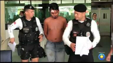 Suspeito de atropelar duas mulheres na orla de João Pessoa é levado para presídio do Róger - Ele confessou ter ingerido bebida alcoólica.