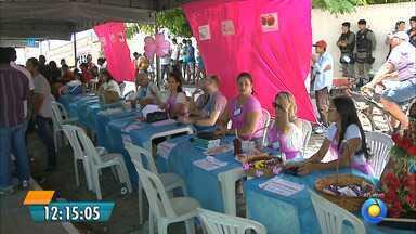 Circuito Comunidade chega ao bairro de Mandacaru, em João Pessoa - Evento foi realizado pela primeira vez em Mandacaru.