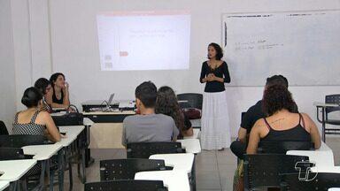 Evento debate envolvimento de mulheres e adolescentes em crimes, em Santarém - O encontro aconteceu em comemoração ao aniversário da Associação Brasileira de Psicologia Social.