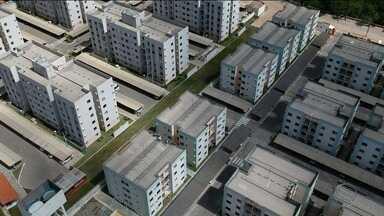 Crescimento urbano muda geografia de Aracaju - As construções residenciais ganham cada vez mais espaço na cidade.