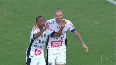 Italo é o destaque do Bragantino na vitória sobre o Corinthians - Italo é o destaque do Bragantino na vitória sobre o Corinthians