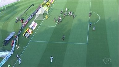 Globo Esporte analisa primeiro gol do Bragantino - Globo Esporte analisa primeiro gol do Bragantino