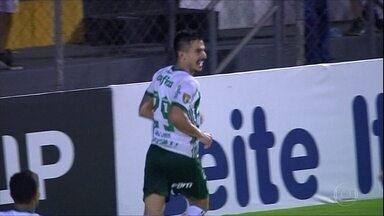 Palmeiras vence o Novorizontino fora de casa - Palmeiras vence o Novorizontino fora de casa