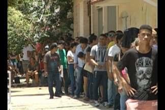 Mais de 230 mil eleitores de Belém ainda não fizeram o cadastramento biométrico - Quem não fizer até amanhã, terá o título cancelado.