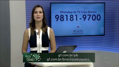 Veja como enviar um vídeo para o projeto Brasil Que Eu Quero - Confira as dicas para enviar o vídeo.