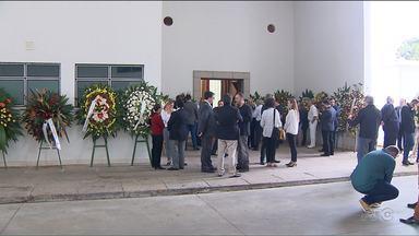 Corpo de Luciano Pizzatto vai ser cremado - O velório é realizado na Capela do Palácio Iguaçu