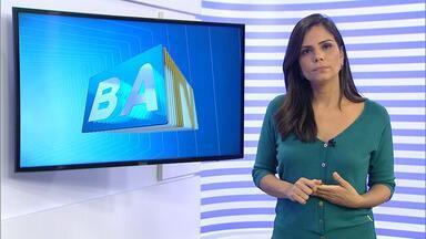 Boletim BATV: homem é preso em flagrante por ter tentado matar bebê de dois meses - Mais informações sobre o caso às 19h15.
