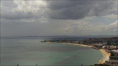 Previsão do tempo: fim de semana será de tempo instável em Salvador - Veja como fica as temperaturas na capital baiana para este sábado (24) e domingo (25).