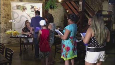 Rosana Valle lança segundo livro do Rota do Sol em Cananéia - Noite de autógrafos ocorre no Centro da cidade, no Restaurante Sambaqui.