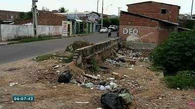Descarte irregular e falta de coleta de lixo preocupa moradores de Sobral - Saiba mais em g1.com.br/ce