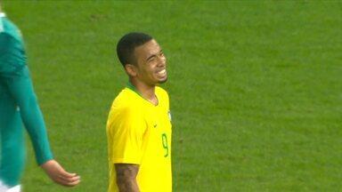 Alemanha 0 x 1 Brasil - Amistoso