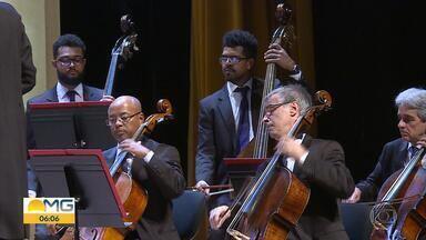 Orquestra de Câmara Sesiminas abre temporada da série 'Sempre às Quartas' - Esta é a terceira temporada do projeto.