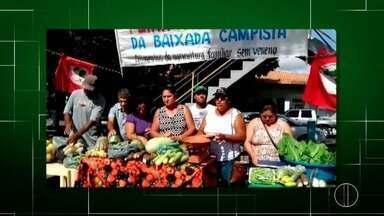 Produtores de Campos, RJ, investem no cultivo de produtos agroecológicos - Assista a seguir.