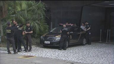 Polícia Federal prende o empresário Antônio Celso Grecco, da Rodrimar - Empresa do Porto de Santos é suspeita de ter sido beneficiada por um decreto de 2017, do presidente Michel Temer.