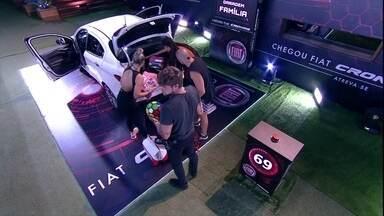 Brothers iniciam outra rodada na prova de resistência - Brothers cumprem Prova do Líder Fiat Cronos na Bagagem