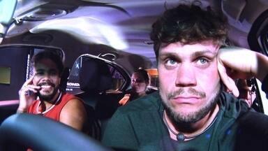 Viegas brinca durante prova: 'Para acabar a amizade' - Brothers cumprem Prova do Líder Fiat Cronos na Bagagem