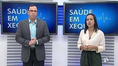 Série 'Saúde em Xeque' mostra superlotação do Hospital Regional do Agreste, em Caruaru - Unidade tem sofrido ao longo dos anos com a falta de estrutura para atender à demanda de vem de quase 100 municípios.