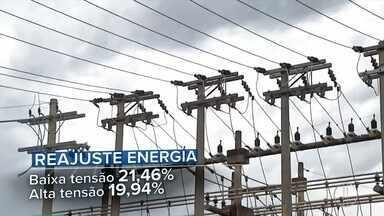 Firjan diz que aumento na conta de luz terá impacto negativo no setor de indústrias do Rio - Assista a seguir.