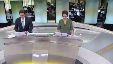 Jornal Hoje - Íntegra 03 Abril 2018 - Os destaques do dia no Brasil e no mundo, com apresentação de Sandra Annenberg e Dony De Nuccio