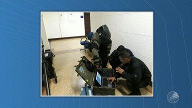 Destaques do dia: falsa ameça de bomba mobiliza Batalhão de Operações Especiais da PM - O caso aconteceu na tarde desta terça-feira (3), em Salvador. Confira também outros fatos que marcaram o dia.