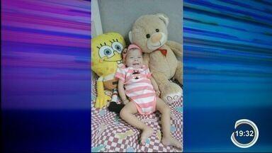 Bebê morreu em Taubaté com suspeita de gripe - Menina estava internada no Hospital Regional.