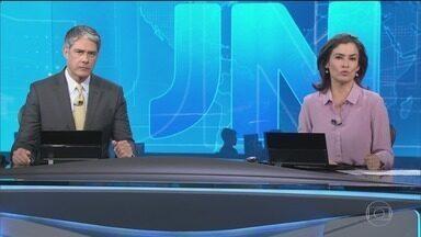 Jornal Nacional - Íntegra 03 Abril 2018 - As principais notícias do Brasil e do mundo, com apresentação de William Bonner e Renata Vasconcellos.