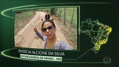 Vídeos de Divinolândia, Lajedo, Içara, Mucajaí, Marechal Floriano, Júlio Mesquita, Verê - Moradores de Divinolândia de Minas (MG), Lajedo (PE), Içara (SC), Mucajaí (RR), Marechal Floriano (ES), Júlio Mesquita (SP) e Verê (PR) dizem o que querem para o futuro.