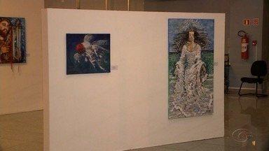 Cultura alagoana e as belezas naturais do estado são temas de exposição - Artista plástico Eduardo Ruiz fala sobre a mostra.