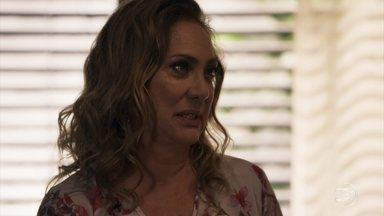 Nádia confessa que se transformou - Bruno pede para que a mãe converse com Raquel