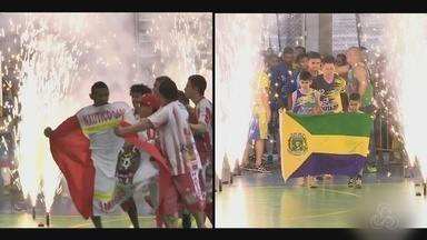 Copa Rede Amazônica de Futsal tem dia de decisões - Copa Rede Amazônica de Futsal tem dia de decisões