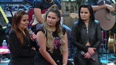 Marília Mendonça e Maiara & Maraisa falam sobre as mulheres no sertanejo - Elas falam sobre as dificuldades de entrar no gênero