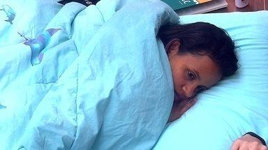 Gleici comenta com Ana Clara: 'Medo de ir para o Paredão' - Sisters conversam com Ayrton