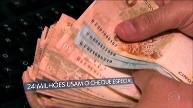 Bancos vão mudar regras do cheque especial - Os objetivos são reduzir juros e dar um uso mais adequando ao cheque especial.