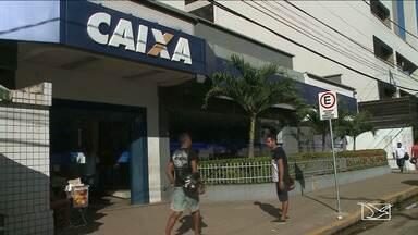 Homem é morto após fazer saque em agência bancária em Imperatriz - Homem foi seguido assim deixou a agência bancaria e quando foi abordado pelos bandidos reagiu ao assalto foi morto com um tiro.