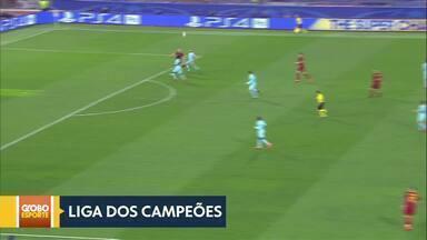 Liga dos Campeões da Europa e Libertadores - Roma faz o improvável e elimina o Barcelona; Palmeiras enfrenta o Boca Juniors pela Libertadores.