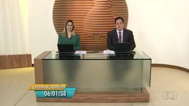 Veja o que é notícia no Bom Dia Tocantins desta quarta-feira (11) - Veja o que é notícia no Bom Dia Tocantins desta quarta-feira (11)