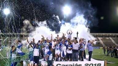 Após título estadual, CSA recebe Goiás na rodada de abertura da série B - Jogo será sábado (14) no estádio Rei Pelé.