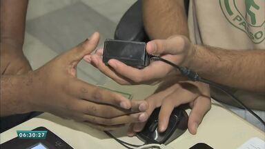 Eleitores de 129 munincipios do estado votarão com biometria este ano - Saiba mais em g1.com.br/ce