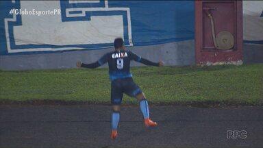Londrina perde artilheiro para a Série A - Objetivo desta temporada, Tubarão vê a oportunidade de jogar a primeira divisão ser decisiva para a saída de Carlos Henrique do clube