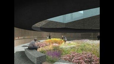 Conheça detalhes do projeto do memorial às vítimas da tragédia em Santa Maria - O projeto vencedor do concurso arquitetônico que escolheu o memorial em homenagem às vítimas do incêndio na boate Kiss foi divulgado na terça-feira, 11.