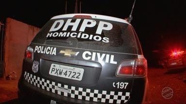 Homem é assassinado dentro de casa no bairro Dr. Fábio, em Cuiabá - Homem é assassinado dentro de casa no bairro Dr. Fábio, em Cuiabá.