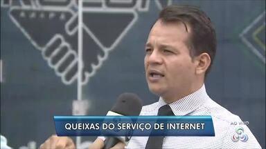 Procon-AP orienta consumidores a procurar direitos na falha dos serviços de internet - Diretor do Instituto de Defesa do Consumidor, Wellington Franco, falou sobre o assunto.