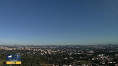 Veja a previsão do tempo para Minas Gerais no fim de semana - Há possibilidade de chuva em algumas regiões do estado.