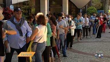 Anhanguera Notícias: Posto de saúde não tem refrigerador para guardar vacinas contra H1N1 - Veja todos os destaques do Anhanguera Notícias.
