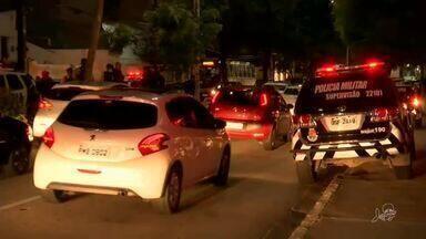 Mulher reage a assalto e mata suspeito a tiros em Fortaleza - Confira mais g1.globo.com/ce