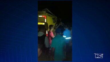 Polícia investiga ataque a carro forte em Alto Alegre do Maranhão - Agentes da Polícia Militar e Polícia Civil da região do Mearim investigam o ataque na BR-316.
